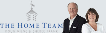 Doug Milne and Sheree Frank - The Home Team in Darien, CT